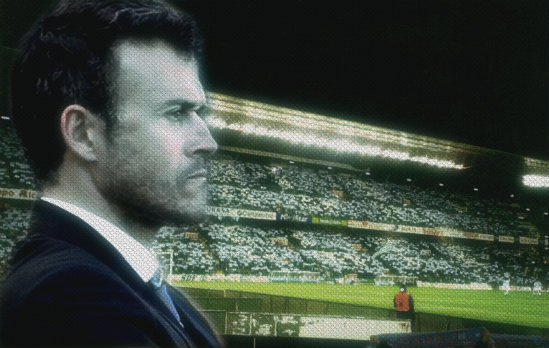Luis Enrique Celta Vigo