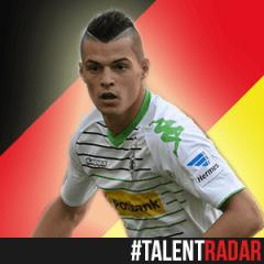 Bundesliga_Xhaka