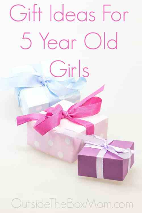 Medium Of Gifts For 5 Year Old Girl