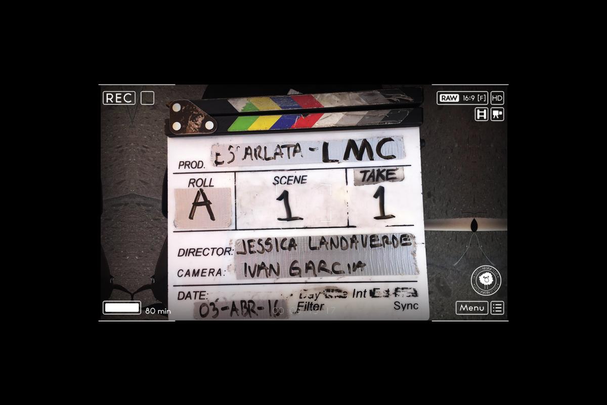 Claqueta · ESCARLATA Las mejores canciones... vídeo clip