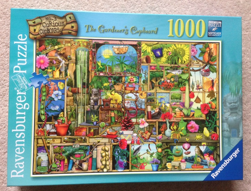 The Gardener 39 S Cupboard 1000 Piece Jigsaw Puzzle Over 40 And A Mum To Oneover 40 And A Mum To One