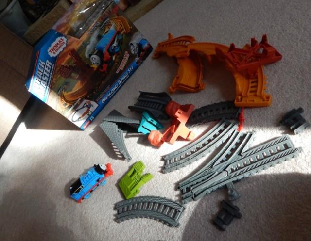 Trackmaster Breakaway Bridge Set