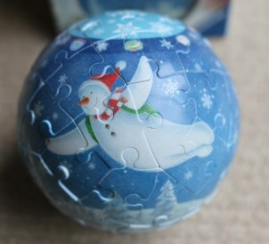The Snowman and The Snowdog Great Festive Bake Off Blog Tour