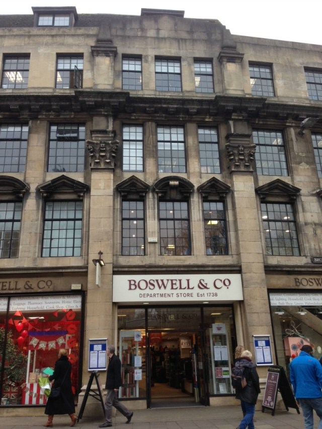 Boswell & Co Oxford