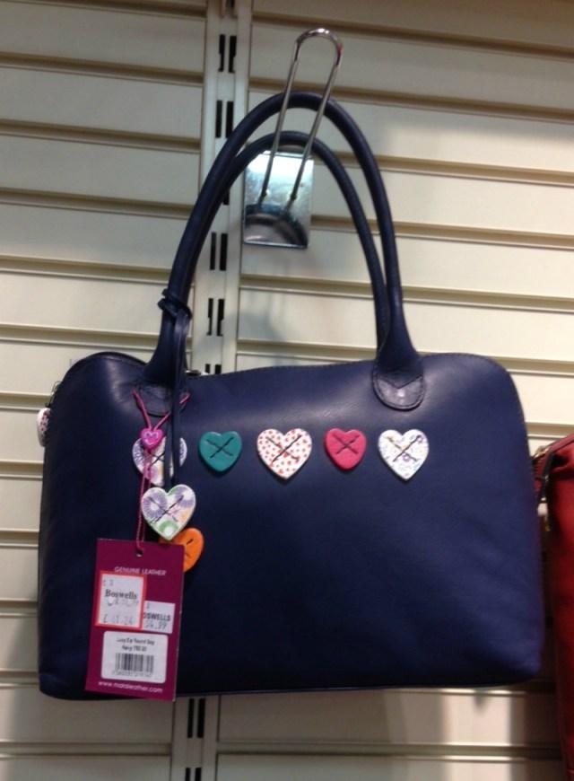 Boswell & Co Handbag