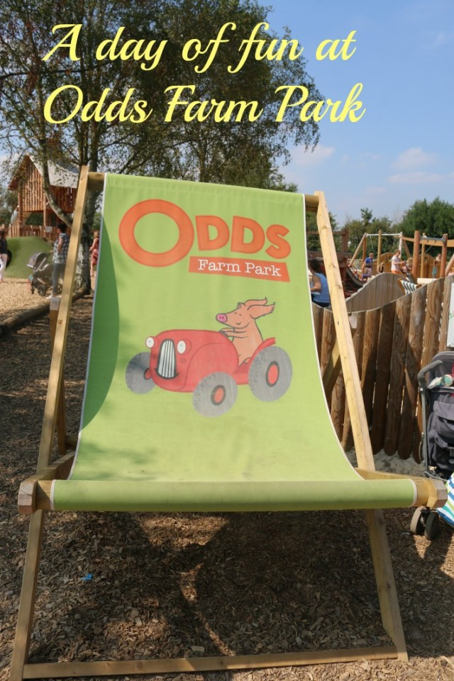 A day of fun at Odds Farm Park