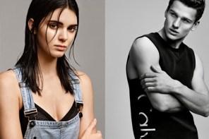 Calvin Klein 2015 春夏系列造型目錄曝光