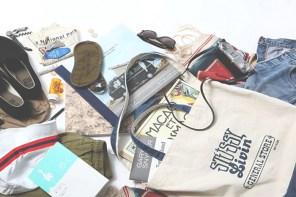 "STUSSY Livin' GENERAL STORE 發起 ""BOOKS & JOURNEY"