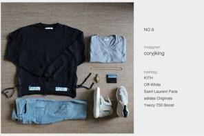#outfitgrid 參考,Instagram 10 組精選民間搭配攻略(05.11 – 05.16)