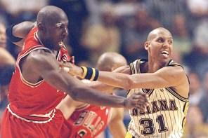 Jordan 生涯最爆氣的一刻!1993 年對溜馬「大嘴」米勒場上揮拳!