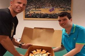 Jason Kidd 遲來 14 年的生日祝福