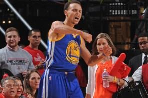 2015 NBA 季後賽西區決賽 G3:咖哩率領勇士率先聽牌!
