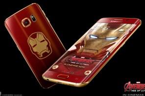 Avengers 特別版 Samsung Galaxy S6 即將登場