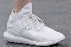 "adidas Y-3 Qasa High "" Whiteout "" 全白配色設計發佈"
