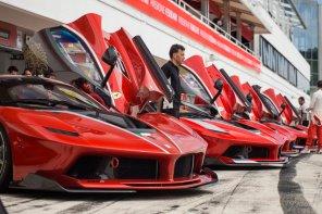 恐怖賽道版馬王集合!Ferrari Racing Day 2015匈牙利站精采回顧!