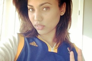 Stephen Curry 懷孕九個月的老婆 比你還輕鬆投進 NBA 3 分球