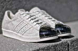 細節一覽 adidas Originals Superstar 80s