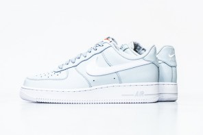 經典全白樣式!Nike Air Force 1 Low Pure Platinum / White 配色發佈