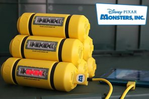 Hamee 推出利用小孩的尖叫來充電?!《怪獸電力公司》能量瓶行動電源登場!