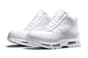 下雪也能穿球鞋!全白 Nike ACG Air Max Goadome 釋出