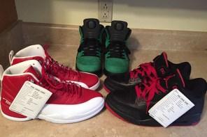 這三雙要 84 萬!看看 eBay 上剛剛被拍賣的三雙超限量的 Air Jordan!