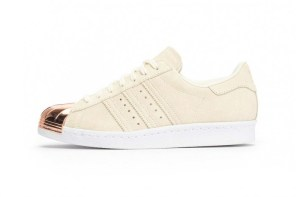 adidas Originals Superstar 80s 新款「 Copper Toe 」釋出
