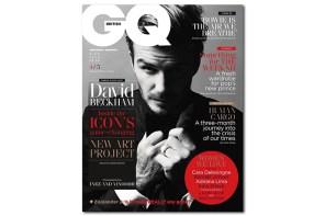 足球金童搖身一變時尚 Icon!《GQ》為貝克漢打造 5 個不同雜誌封面來回顧他的時尚發展史