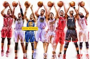 過年有好戲看囉!Curry 力求衛冕,浪花弟、大鬍子與 J.J. Redick 皆參加今年 NBA 明星賽的三分球大賽!