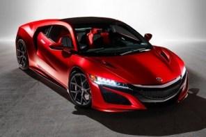 正式售出!全球首輛 ACURA NSX 拍出 120 萬美金天價售出
