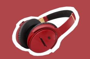 台灣販售消息 / Bose 五月天勁紅色限量版 QC25 消噪耳機!
