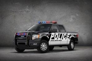 真男人才愛!FORD 壯大 Special Service Car 陣容,F-150 正式加入警務巡邏用車