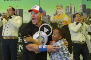 惡搞成真!John Cena 突擊面試會場,猜猜這些粉絲作何反應?