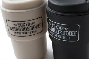 台灣販售消息 / NEIGHBORHOOD x RIVERS WALLMUG DEMITA 咖啡杯