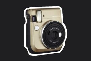 Michael Kors X Fujifilm Instax Mini 70 黑金奢華配色進化!