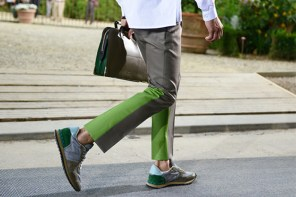 穿搭關鍵字 / 穿搭成熟再進化,用你的「球鞋」搭「西裝」吧!