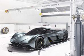 只有最兇沒有更兇!Aston Martin 聯手 Red Bull 打造限量頂級超跑