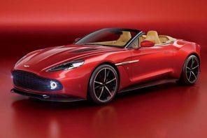 Aston Martin 這台敞篷有多夯?還沒發表就已經賣完了!