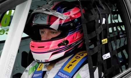 Josh Price (GBR) Pyro Renault Clio Cup