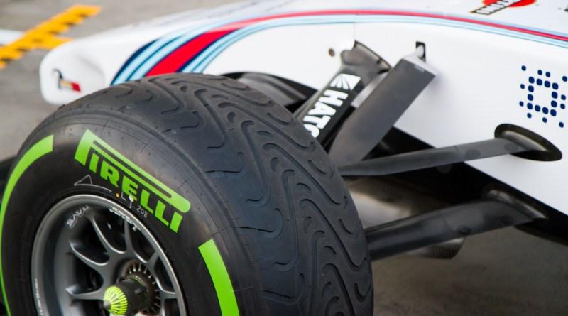 Pirelli image.