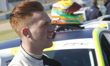 Ash Hand (GBR) Team Pyro Renault Clio Cup
