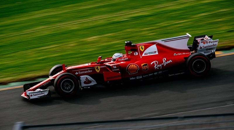 Australia Ferrari FP