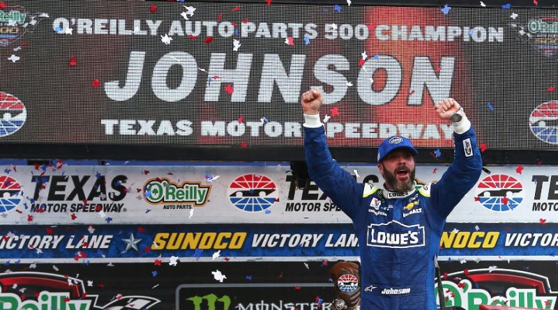 2017 oreilly auto parts 500 jimmie johnson