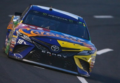 Kyle Busch takes All-Star Race win and 1 million dollars.