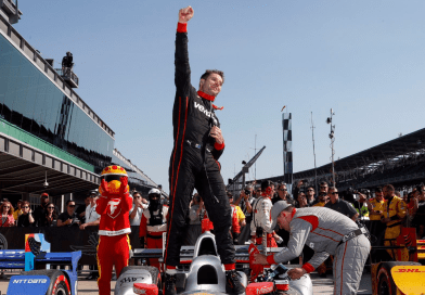 Will Power wins Indianapolis Grand Prix