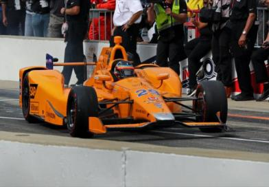 First day of Indianapolis 500 qualifying complete