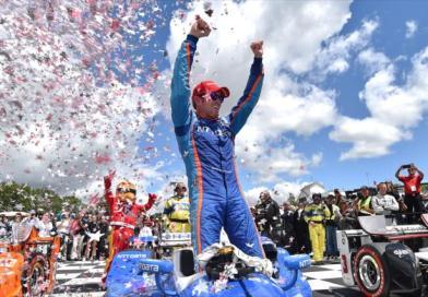 Scott Dixon defeats dominate Penske for Road America win