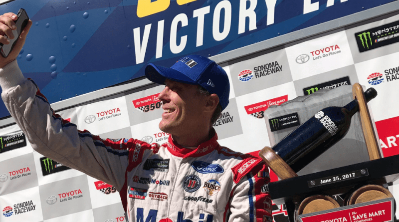Kevin Harvick wins 2017 Toyota Save Mart 350