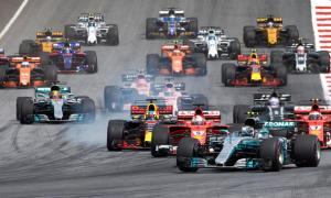 Austria Merc race