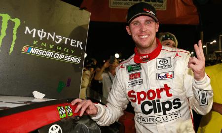 Denny Hamlin wins 2017 Southern 500