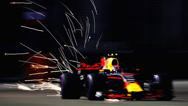 Sing Red Bull Quali